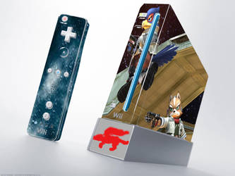 Starfox: Custom Wii by yoshi4life