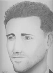Tom Hiddleston by Arsiekdhol