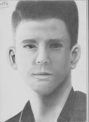 Channing Tatum portrait by Arsiekdhol