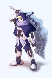 Ice boy by JesusM99