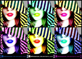 Pop Lips by Alreveron