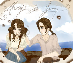 Are you Ok?...Mary and Jim by MusikPrinzessin