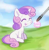 I want a pony by Lyra-Kotto