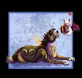 Lukhe Secret Santa by Sheona-Fayls