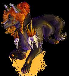 Churro by Sheona-Fayls