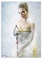 Golden Fantasy I by VenjaPhotography