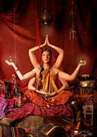 Shiva by VenjaPhotography