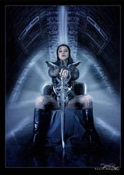 Die letzte Kriegerin by VenjaPhotography