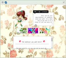 [F2U] Custom Box: Sailor Jupiter by SkyJynx