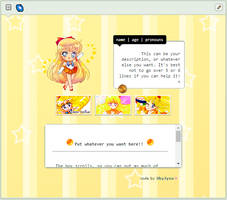 [F2U] Custom Box: Sailor Venus by SkyJynx
