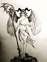 Lilith by rorlai-mosaad