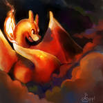 Charizard by Zeighous