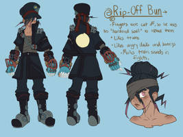 Rip-Off Bun Ref by Zeighous