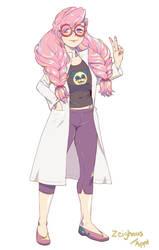 Jerk Scientist by Zeighous