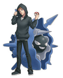 Pokemon Crew 3 by Zeighous