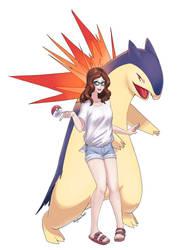 Pokemon Crew 4 by Zeighous