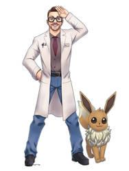 Pokemon Crew 6 by Zeighous