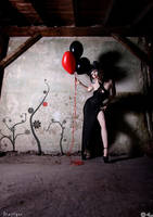 it glittered and it gleamed by Drastique-Plastique