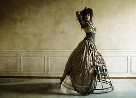 old broken doll by Drastique-Plastique