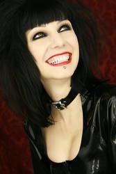 smiling by Drastique-Plastique