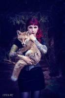 Foxes 4 by Drastique-Plastique