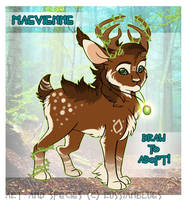 Maevienne Draw-to-Adopt: OPEN by RussianBlues