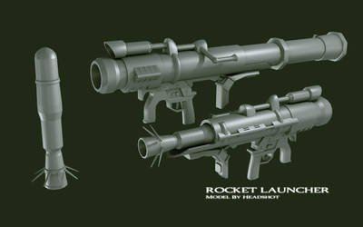 Combine Rocket Launcher WIP5 by HeadshotZX