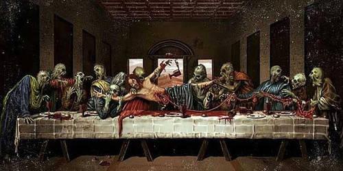 cena zombie by aaev4