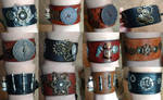 cuff collage 8 by MsAlayniousCreations