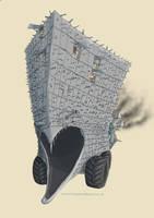 Mortal Engines - Murnau by sketchy-doodles