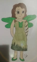 Marker Pack Challenge: Woodland Fairy by BeanieIsAwesome