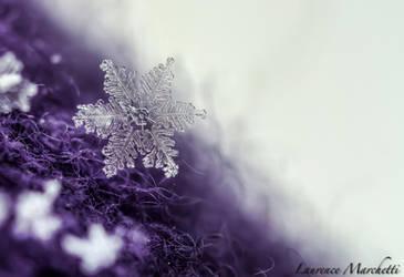 Snowflake 4 by Gallynette