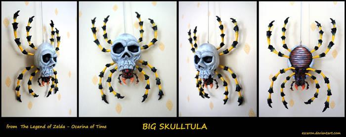 OoT: Big Skulltula by Escaron