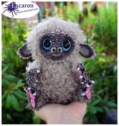 Kotte - Art Doll (SOLD) by Escaron