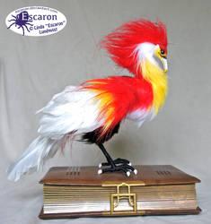 Phoenix Aska- Posable Doll (SOLD) by Escaron