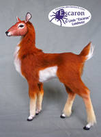 The Doe - Posable Art Doll by Escaron