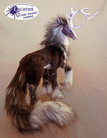 Quill - Posable Art Doll by Escaron