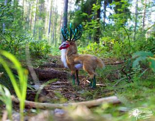 The Forest Spirit - ArtDoll by Escaron