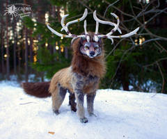 Protector of the Wild - Artdoll by Escaron