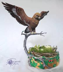 The Eagles Nest by Escaron