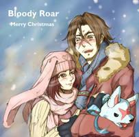 Bloody Roar - Merry Christmas (recolored) by Neko-Minos