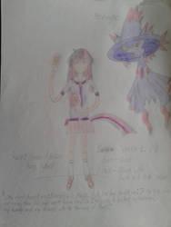 Danica Sparkle L. by DragonHero15