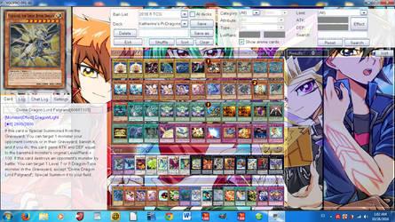 OC Deck- Katherine's Version 3 by DragonHero15