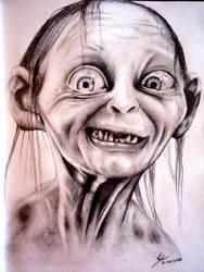 Second Gollum by boy140495