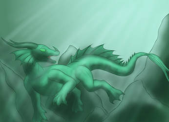 Aquatic Ambience by TheGreatVescryll