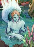 El Triton by Anthrokim
