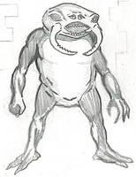 Umberhulk sketch by vonmeer