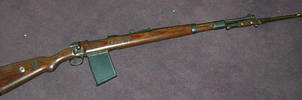 The Coolest WWII K98 Mauser by vonmeer