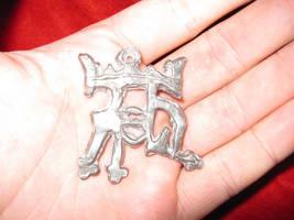 Medieval Ave Maria Badge by vonmeer