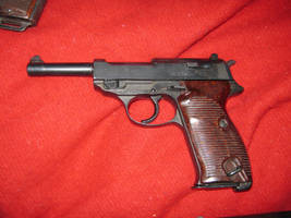 WWII P38 9mm pistol by vonmeer